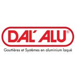 Les systèmes aluminium prélaqué Dal'Alu